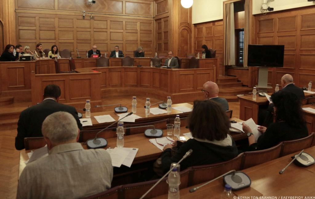 Οι θέσεις των κομμάτων παρουσιάστηκαν στη συνεδρίαση της Επιτροπής για το Περιεχόμενο και τις Διαδικασίες Σύναψης των Διατλαντικών Εμπορικών Συμφωνιών
