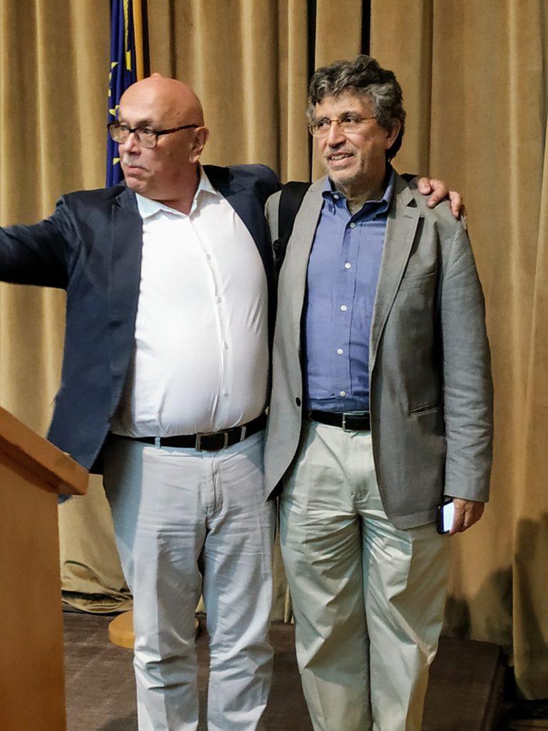 Μ. Σπουρδαλάκης: Χρειαζόμαστε έναν αριστερό διανοούμενο που με παρρησία προασπίζεται το μοναδικό εγχείρημα του ΣΥΡΙΖΑ στα διεθνή φόρα