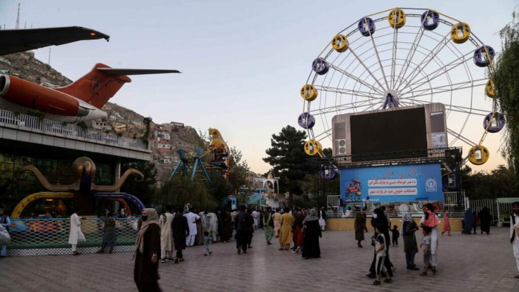 Μετά το Αφγανιστάν: Κοσμοπολιτισμός